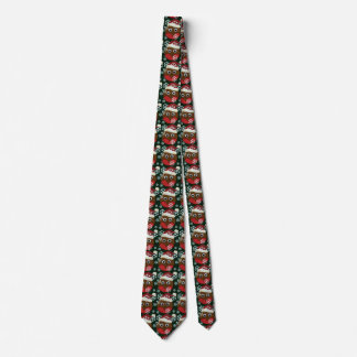 Robin in the Snow Collection Tie