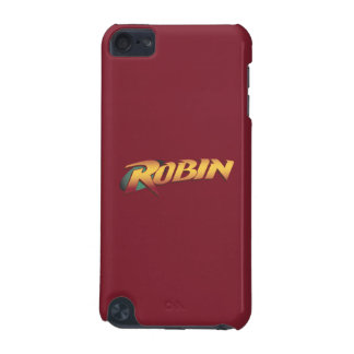 Robin Name Logo iPod Touch (5th Generation) Cover