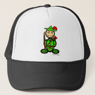 Robin Odd (plain) Trucker Hat