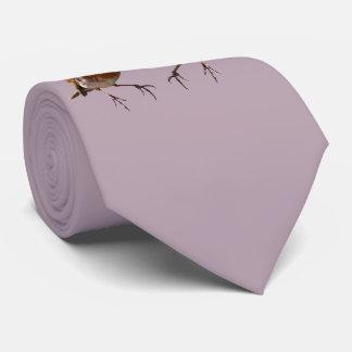 Robin Pals Tie (Dusty Pink)