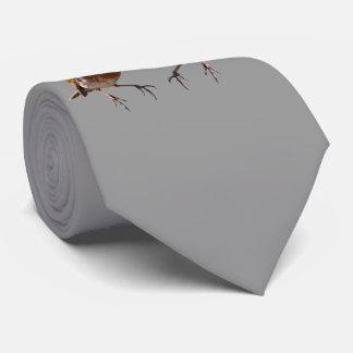 Robin Pals Tie (Grey)