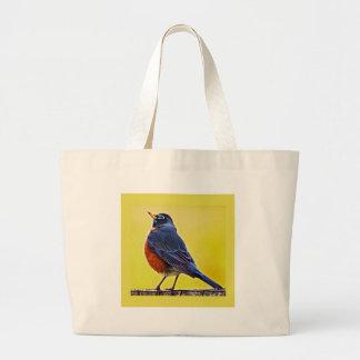 Robin Products Jumbo Tote Bag