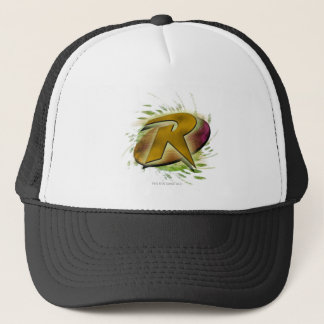 Robin -R Trucker Hat