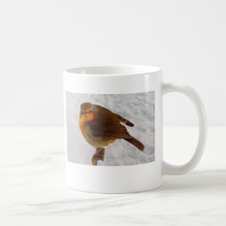 Robin Redbreast Coffee Mug