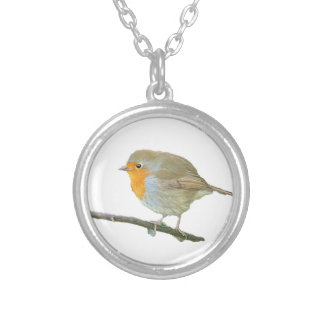 Robin Redbreast Necklace