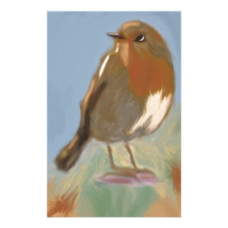 Robin Redbreast Stationery