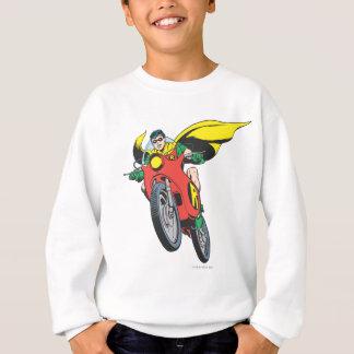 Robin Rides 2 Sweatshirt