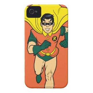 Robin Running iPhone 4 Covers