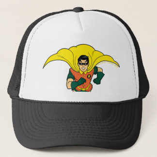 Robin Running Trucker Hat