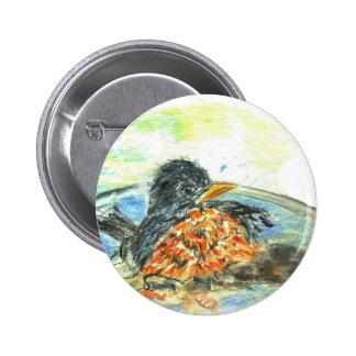 Robin s Bird Bath Pins