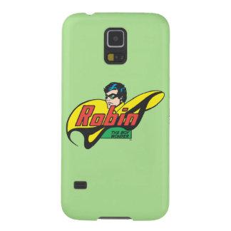 Robin The Boy Wonder Galaxy S5 Case