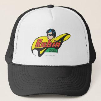 Robin The Boy Wonder Trucker Hat