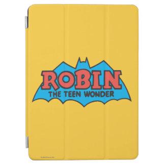 Robin The Teen Wonder Logo iPad Air Cover