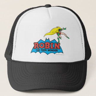 Robin The Teen Wonder Trucker Hat