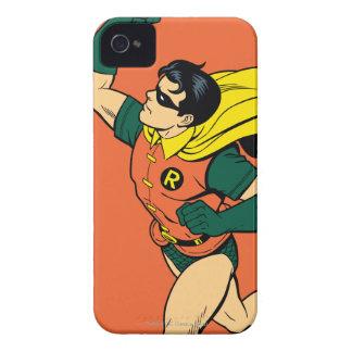 Robin Uppercut iPhone 4 Cover