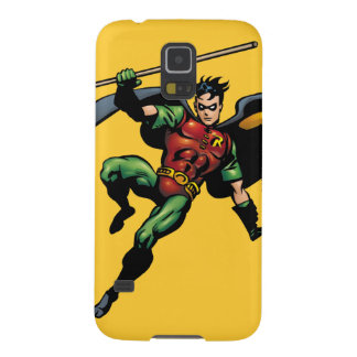 Robin with Staff Galaxy S5 Cover