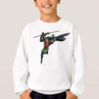 Robin with Staff - Leaps Sweatshirt