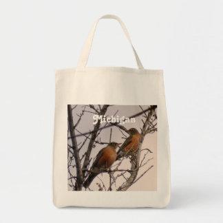 Robins Canvas Bag