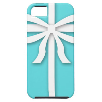 Robin's Egg Blue Gift Box iPhone 5 Case