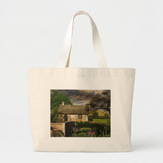 Robin's Rest Canvas Bags