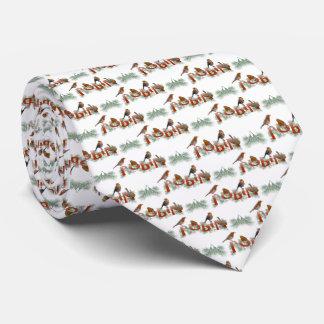 Robins Texture Tie (choose colour)