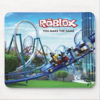 ROBLOX Roller Coaster Mousepad