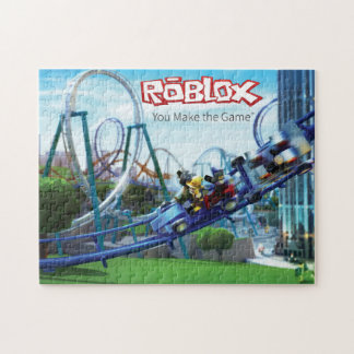 ROBLOX Roller Coaster Puzzle