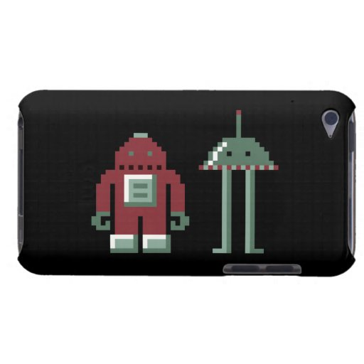 Robo & Bip iPod Touch Cover