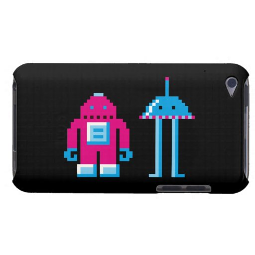 Robo & Bip iPod Touch Covers