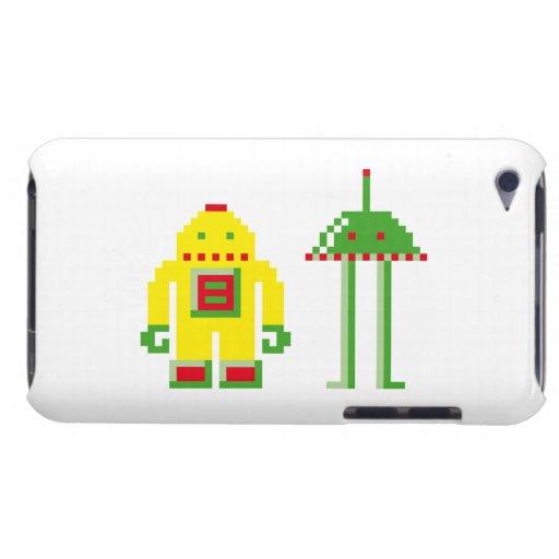 Robo & Bip iPod Case-Mate Case