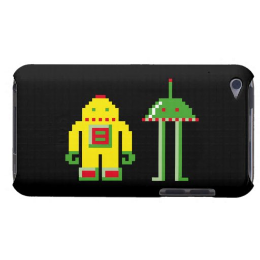 Robo & Bip iPod Touch Cases