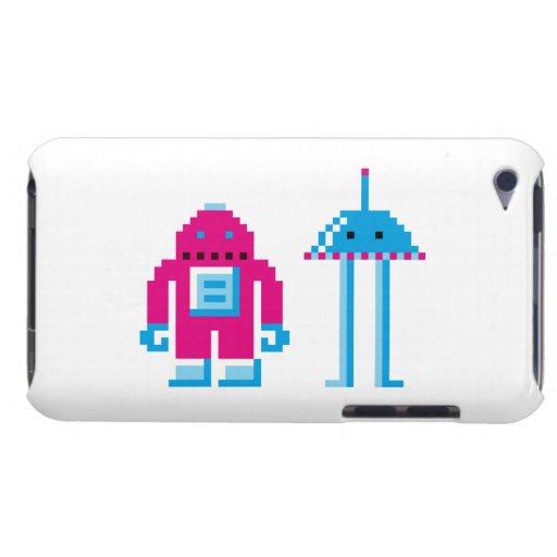Robo & Bip iPod Case-Mate Cases