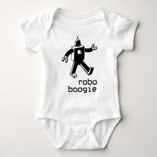 Robo Boogie Baby Bodysuit