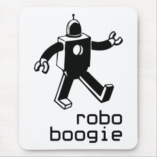 Robo Boogie Mouse Pad