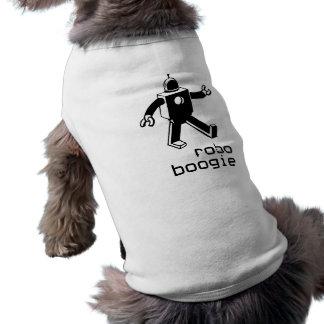 Robo Boogie Pet Tee Shirt