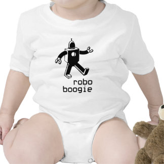 Robo Boogie Tee Shirt