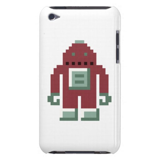 Robo Barely There iPod Cover