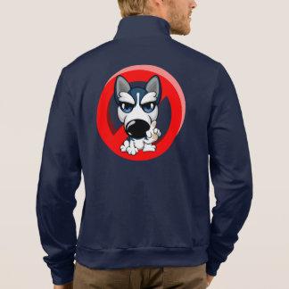 Robo Dog Printed Jackets