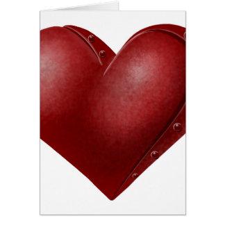 Robo Heart Greeting Card