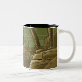 Robo-Locust World Mug