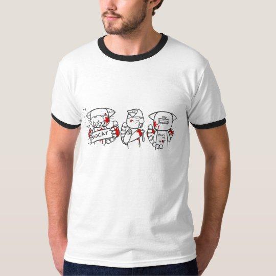 ROBO-TEC : bad cat :3 T-Shirt