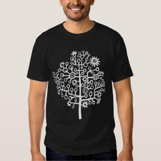 Robo Tree (Dark Tee) T-shirt
