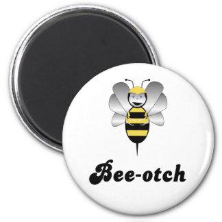 Robobee Bumble Bee Bee-otch Magnet