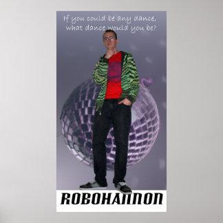 ROBOHANNON POSTER