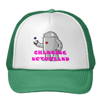 ROBOT_01, Changing Neverland Cap
