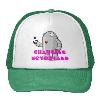 ROBOT_01, Changing Neverland Trucker Hats