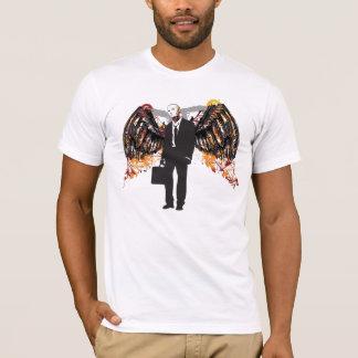 Robot Angel Lawyer T-Shirt