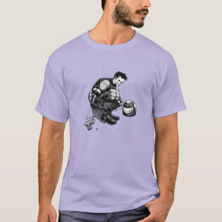 Robot Assassin T-shirt