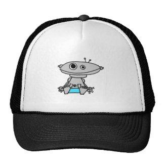 Robot Baby Boy Trucker Hats
