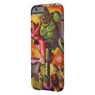 Robot Boyfriend Barely There iPhone 6 Case